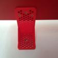 Download free 3D printer files Shelf to wall secure bracket, atu