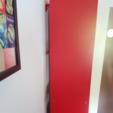 Archivos 3D gratis Soporte seguro de estante a pared, atu