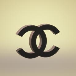 Télécharger fichier 3D logo channel, imagin3D