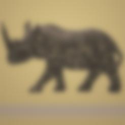 3D print files rhino voro, darkunu