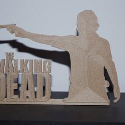 Descargar modelos 3D para imprimir decoración de pared / estante, imagin3D