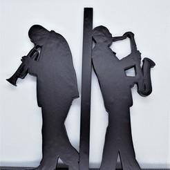 Descargar modelos 3D Dúo de Jazz, imagin3D