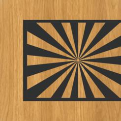 Descargar archivos 3D Marco de ilusión óptica de túnel, imagin3D