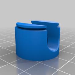 Download free 3D printer designs Cabel holder, fezz