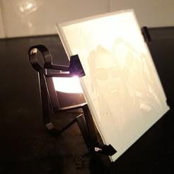 Imprimir en 3D Fotógrafo y hombre útil, Toos