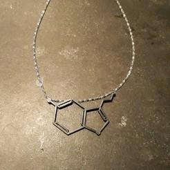 Serotonine3.jpg Télécharger fichier GCODE Sérotonine • Objet pour imprimante 3D, Toos