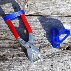 tool orgenizer2.jpg Download free STL file Tool holder • Model to 3D print, Toos
