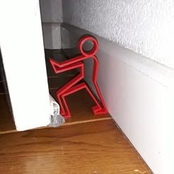 Descargar modelos 3D Tope de puerta, Toos