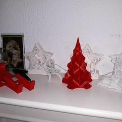 Télécharger fichier impression 3D Arbre de Noël en PETG, Toos