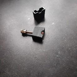 3D print files Chain tensioner gazelle, Toos