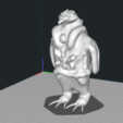Download free 3D printer templates Penguin soldier (chess pawn), michoko