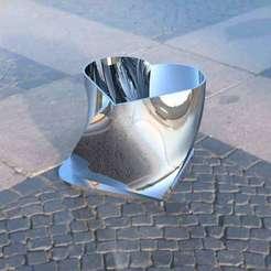 Fichier STL Vase cœur Spécial SAINT VALENTIN <3, michoko
