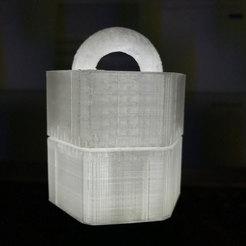 3D printer models Waterproof box 50, michoko