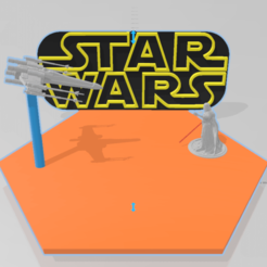 Télécharger fichier impression 3D Star wars , yunus91130