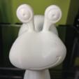 Télécharger modèle 3D gratuit Oscar l'escargot #STRATOMAKER, rossanaafeltra