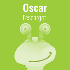 Download free 3D printer designs Oscar l'escargot  #STRATOMAKER , rossanaafeltra
