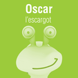 Free STL files Oscar l'escargot  #STRATOMAKER , rossanaafeltra