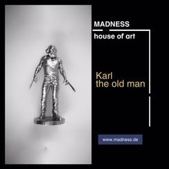 Karl.JPEG Download free STL file Karl the old man • 3D printer design, formenmacher