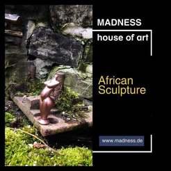 F8E5844F-E8CF-48E5-96C9-28645994CDA3.jpeg Télécharger fichier STL gratuit Sculpture africaine • Plan pour imprimante 3D, formenmacher