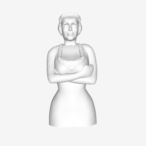 Free Shrek - Fiona Princess 3D printer file, quangdo1700