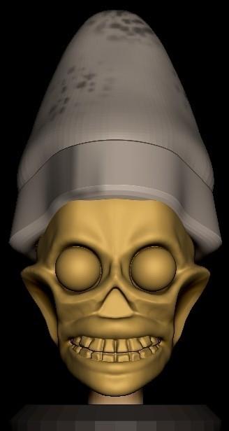 0ccb2cac8371fffbca6f33b394bfd8bd_display_large.jpg Download free STL file Maya Death God • Model to 3D print, quangdo1700