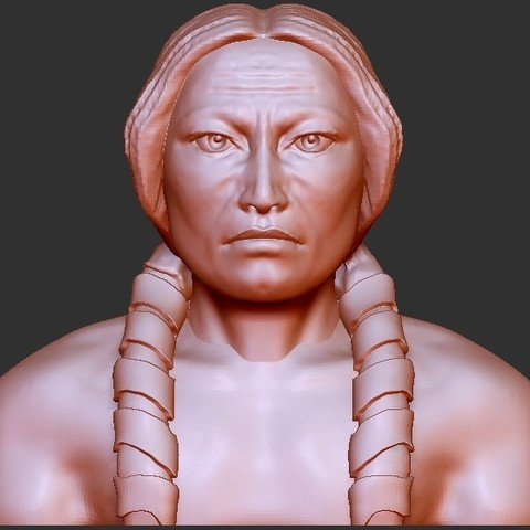 Download free 3D print files Sculptures Figures Busts, quangdo1700