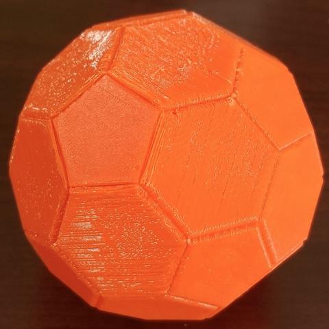 Free 3D printer model Soccer Ball, quangdo1700