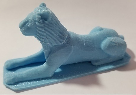 a15d7dc99f17205bffb1912994d04d85_display_large.jpg Download free STL file Egypt Lion Goddess • 3D print model, quangdo1700