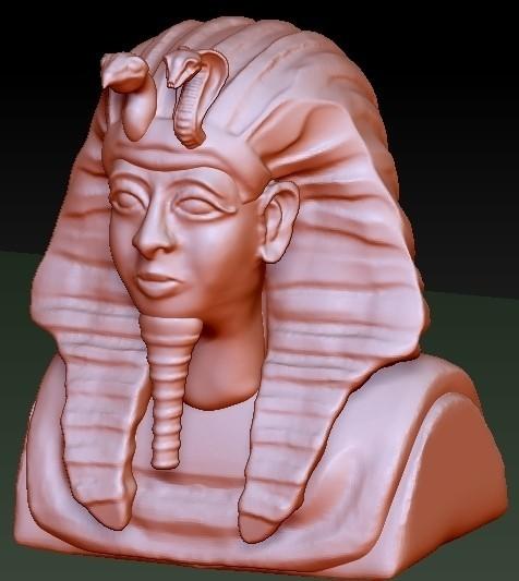 5781d89956e5bd715aabe9a8b7840aa1_display_large.jpg Télécharger fichier STL gratuit Roi d'Egypte Tut • Modèle pour impression 3D, quangdo1700