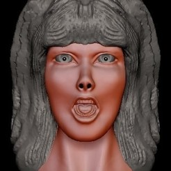 Download free 3D printer designs Elvira, quangdo1700