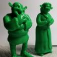 Free 3D printer designs Shrek - Shrek, quangdo1700