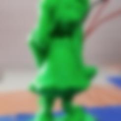 Free Smurfs - Smurfette-1 3D printer file, quangdo1700
