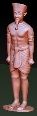 1bf6fdf2a731d4e626956b25728048c4_display_large.jpg Download free STL file Egypt God Amun • 3D printable design, quangdo1700