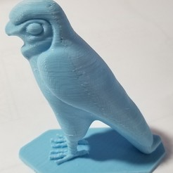 Free 3d printer model Egypt - Horus Falcon, quangdo1700