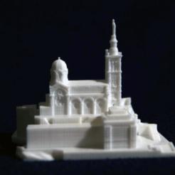 Fichier STL gratuit Basilique Notre-Dame de la Garde, juanmi_260