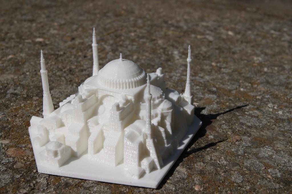 14721036e49d1a0571ef4dc9aa98c5d6_display_large.jpg Download free STL file Hagia Sophia • 3D printable object, juanmi_260