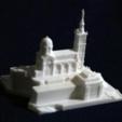 Archivos STL gratis Basílica Notre-Dame de la Garde, juanmi_260