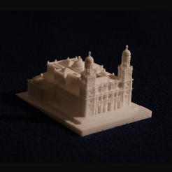 Free 3D printer file Jaen Cathedral, juanmi_260