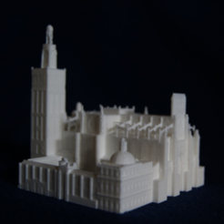 Capture d'écran 2018-07-09 à 17.00.13.png Download free STL file Sevilla's Cathedral • 3D print template, juanmi_260