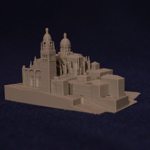 Download free 3D printing designs Salamanca Cathedral, juanmi_260
