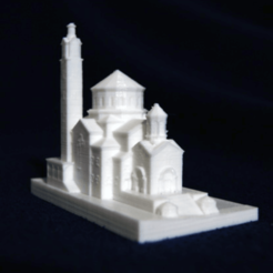 Capture d'écran 2018-02-20 à 15.26.45.png Télécharger fichier STL gratuit Église catholique arménienne de Saint Elie à Beyrouth • Design pour impression 3D, juanmi_260
