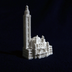 Download free 3D printer templates Westminster Cathedral, juanmi_260