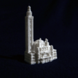 Free STL file Westminster Cathedral, juanmi_260
