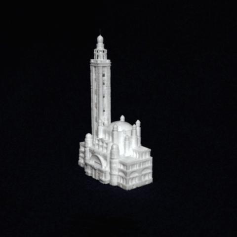 Capture d'écran 2018-03-06 à 11.45.57.png Download free STL file Westminster Cathedral • 3D print design, juanmi_260
