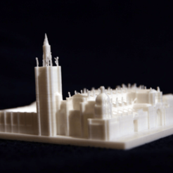 Download free 3D printer templates Toledo Cathedral, juanmi_260