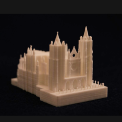Download free 3D printer files Leon Cathedral, juanmi_260