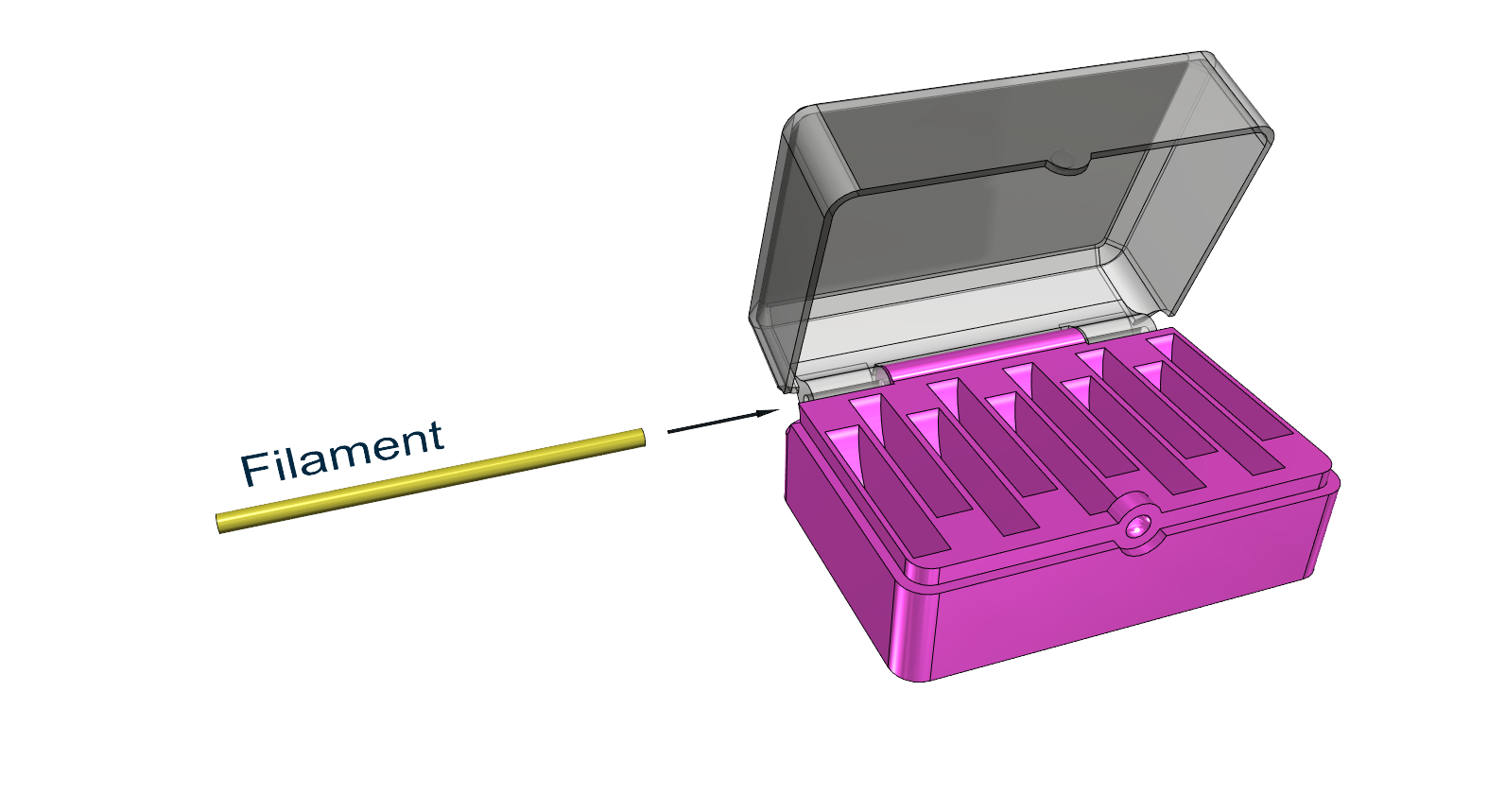 notice1.png Download free STL file CR2032, LR44, AG13 Coin Battery Case • 3D printable object, parkgwansu339