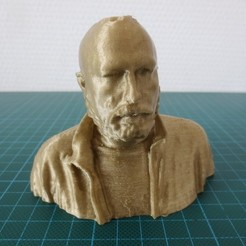 3D print files Bust selfie, tirawa
