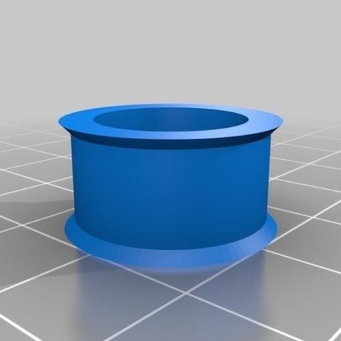 cc159110c9e0f6b8aa8e6ef6c2e827de_preview_featured.jpg Download free STL file belt idler pulley • 3D printing model, URkA