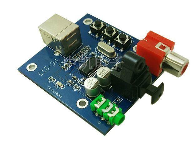 8.jpg Download STL file BOX for PCM2704 USB DAC • 3D printer template, URkA